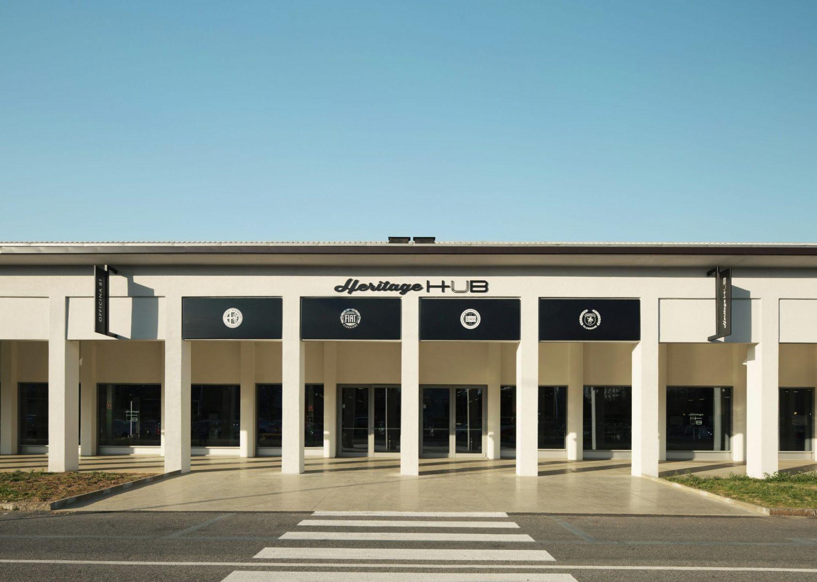 fca heritage hub 2