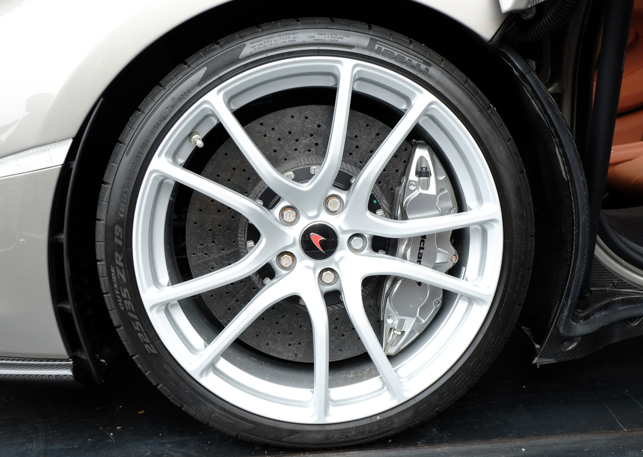 pneus de perfil baixo