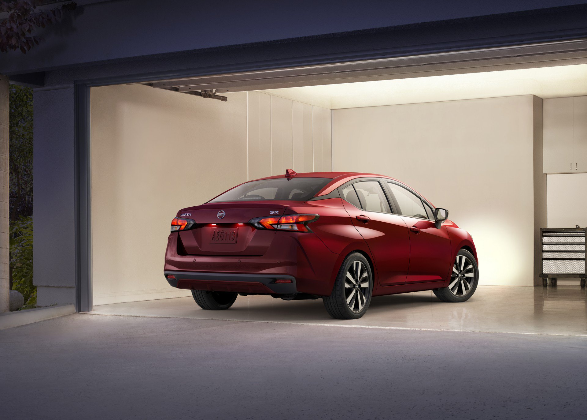 O Nissan Versa 2020 abandonou o design tido como antiquado e ficou mais moderno, mas motor deve permanecer o mesmo - novidade chega ao país no ano que vem.