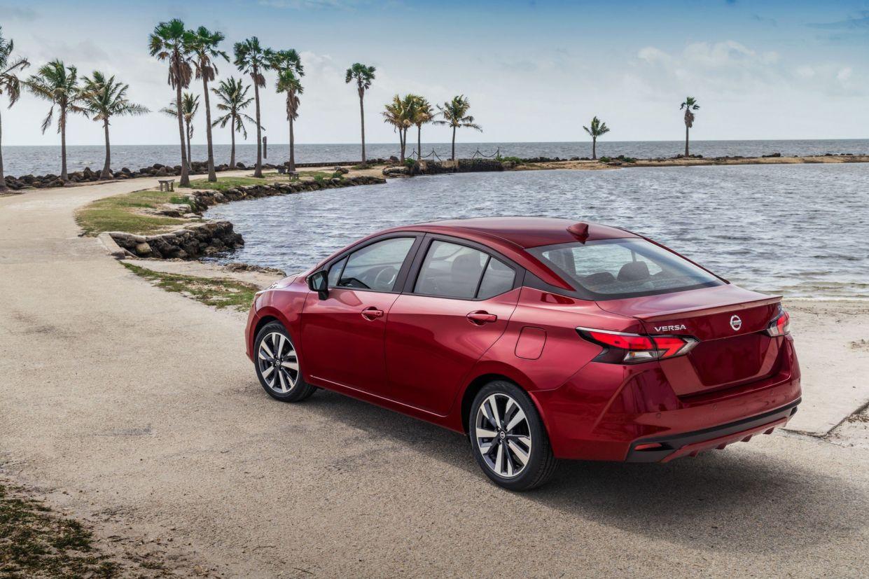 Nissan Versa 2020 é reestilizado nos EUA e virá para o Brasil