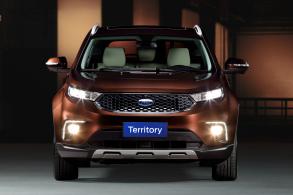 Ford Territory começará a ser vendido no Brasil em agosto