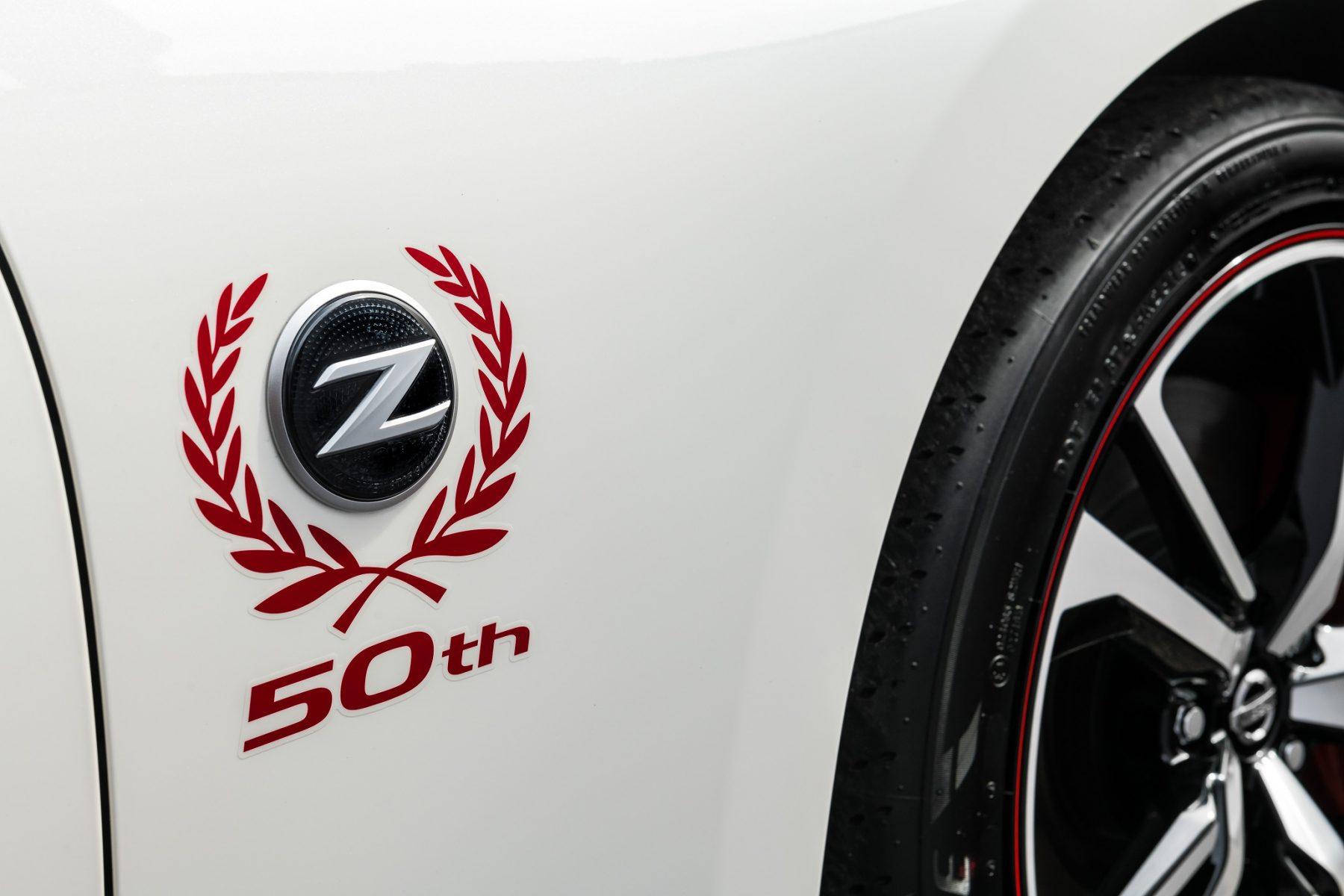 nissan 370z 50th anniversary 3