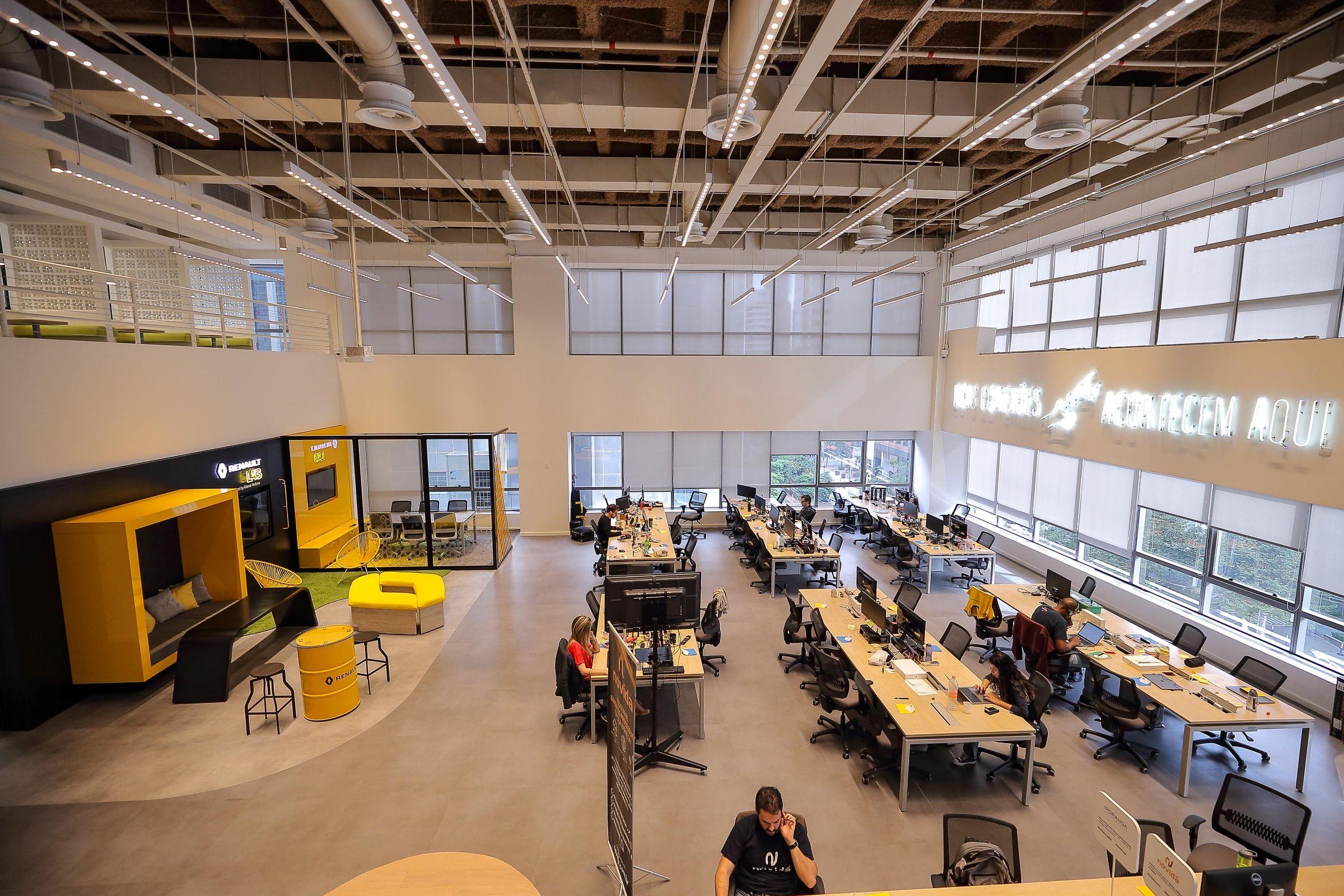 Renault Lab terá compartilhamento de carros para colaboradores