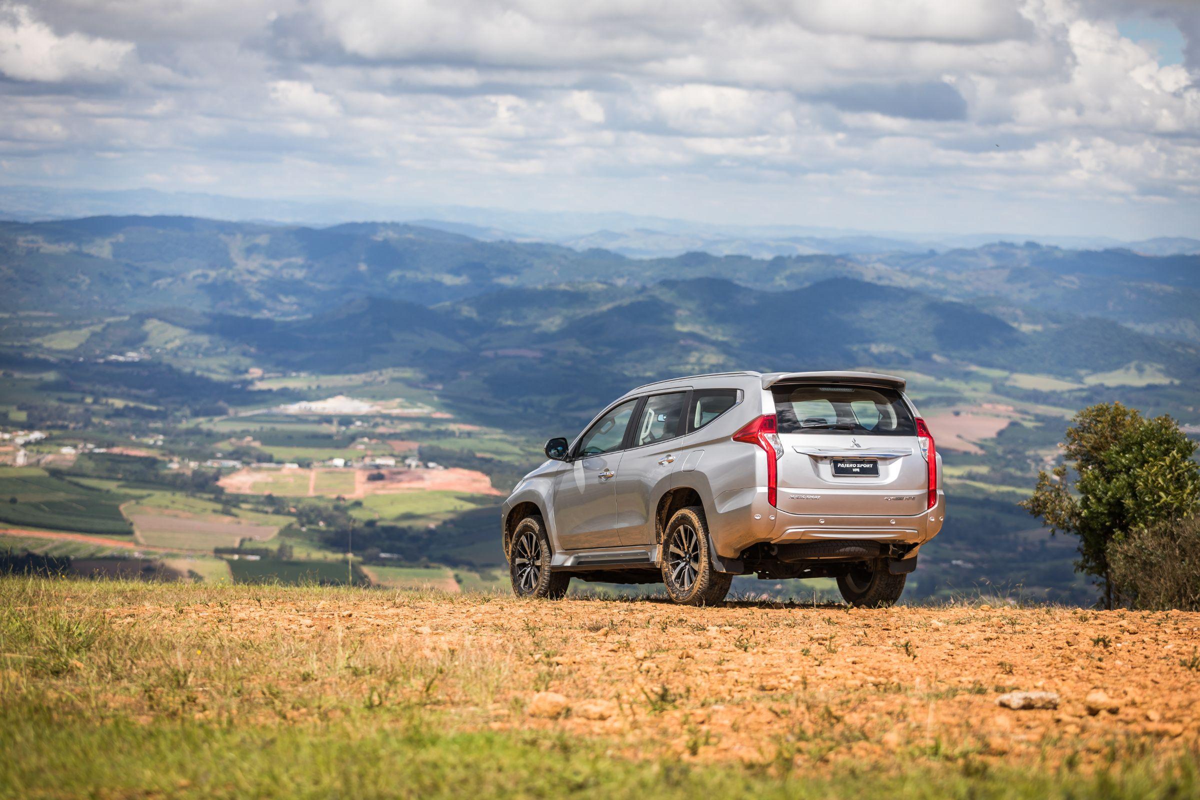 Novo Pajero Sport HPE é lançado pela Mitsubishi. SUV importado que responde bem dentro e fora da estrada custa a partir de R$ 265.990.