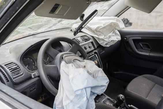 airbag colisao acidente