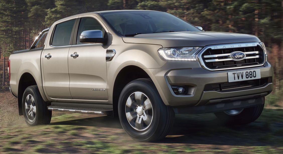 Nova Ranger foi flagrada na Argentina. Picape da Ford será produzida no país vizinho e trazida para o Brasil até o meio do ano.