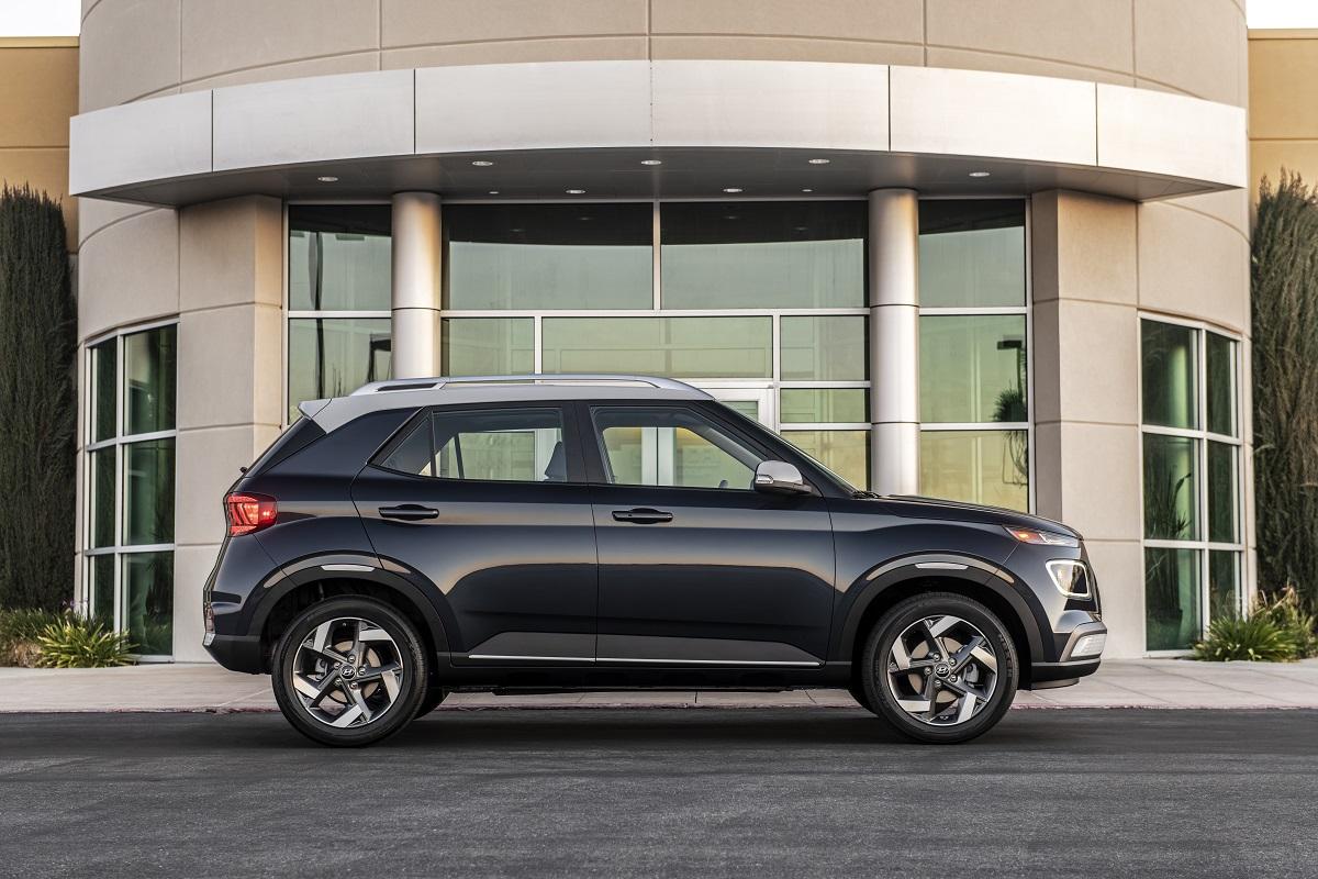 Novo SUV da Hyundai