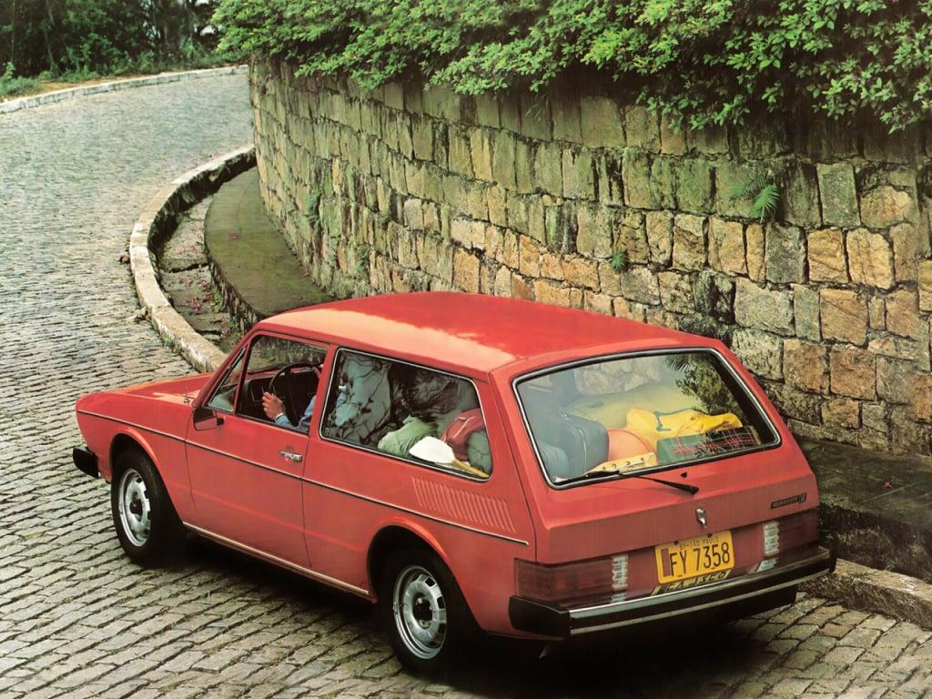 volkswagen variant ii 1