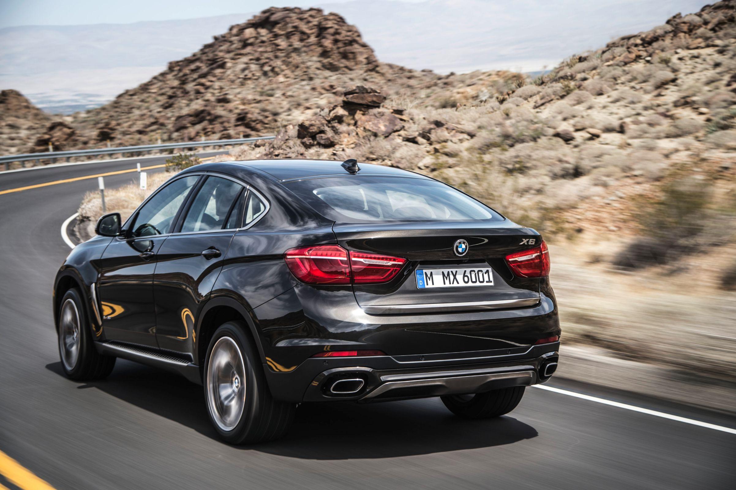 BMW X6 tem bom desempenho
