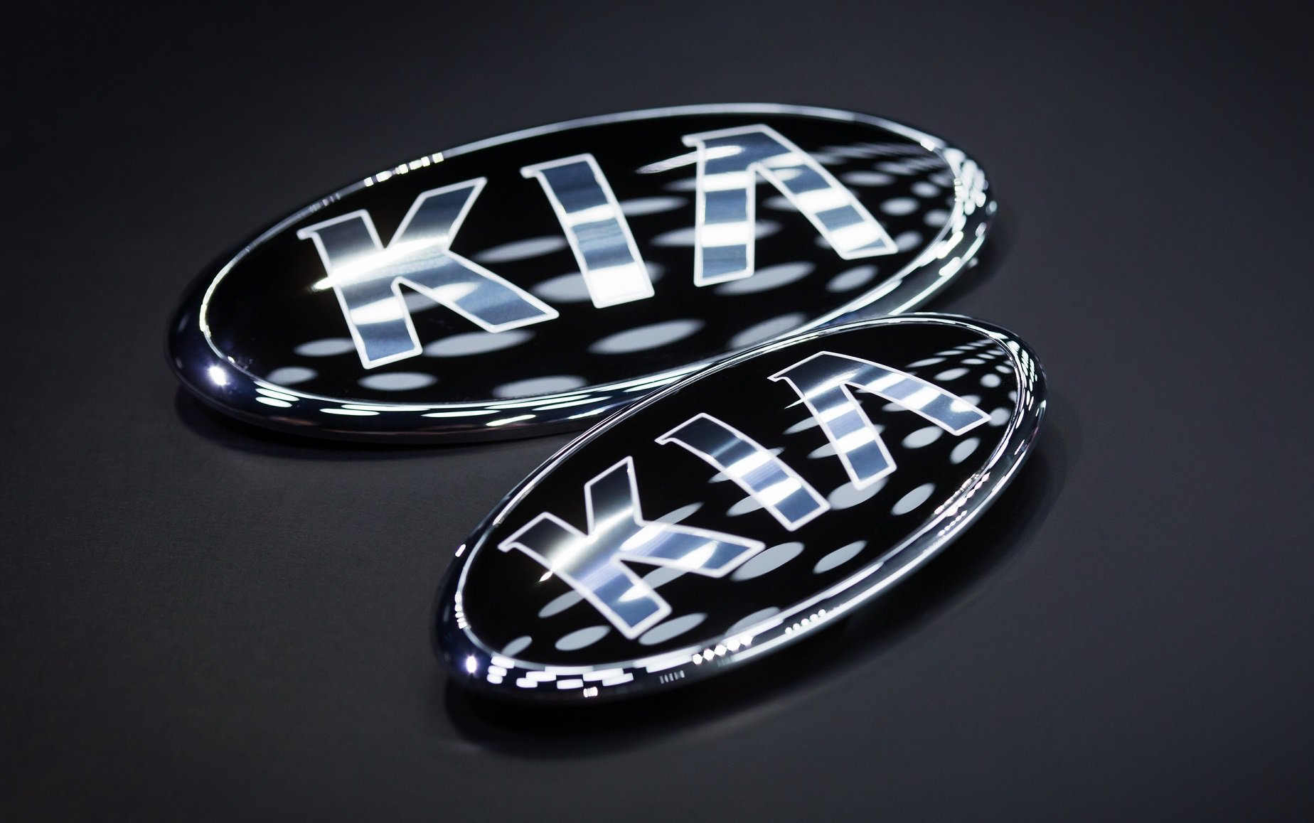 kia logo emblema