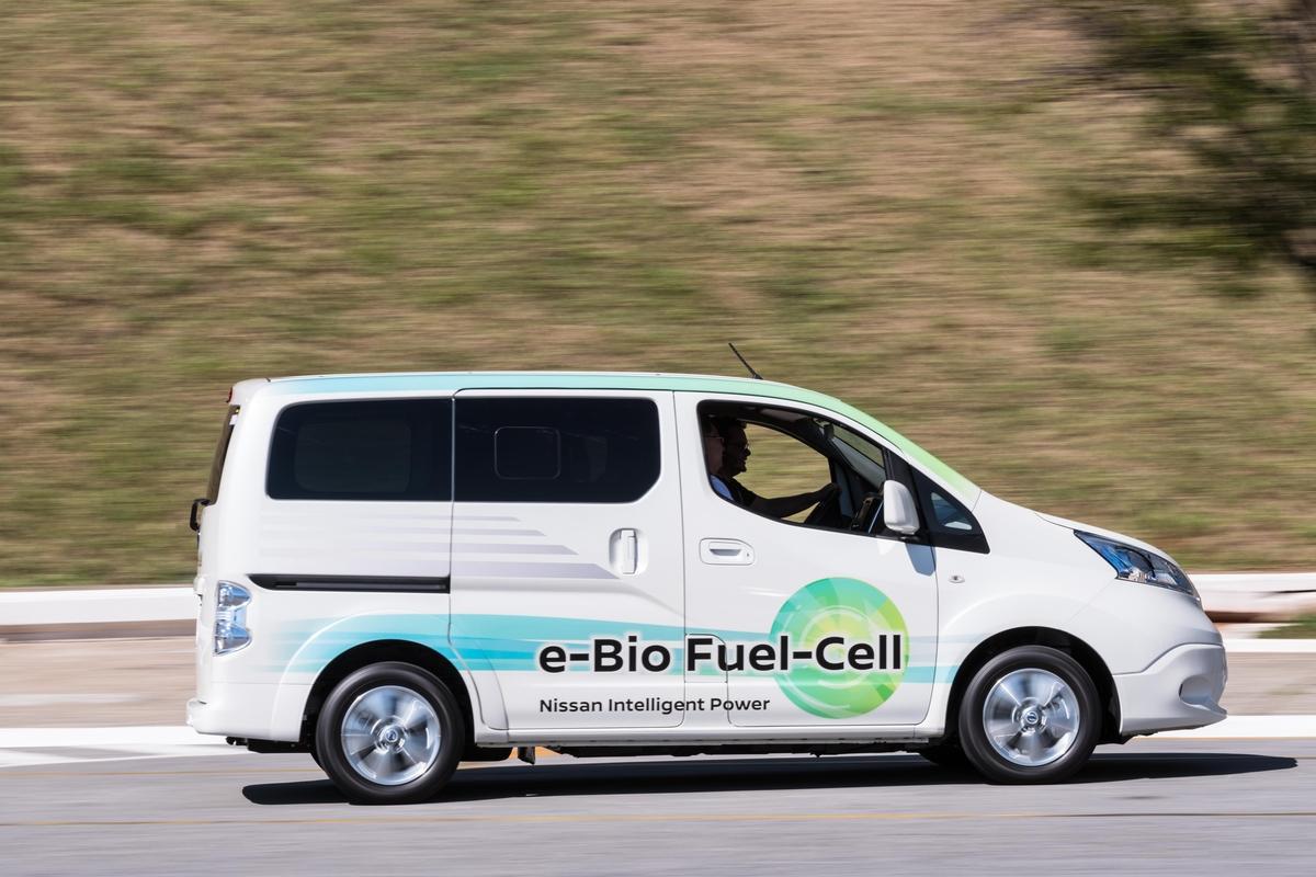 Carro elétrico abastecido com etanol é desenvolvido pela Nissan