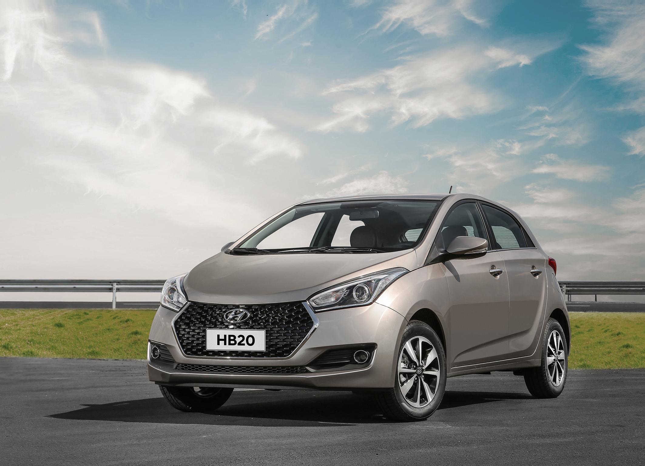 Hyundai PCD: HB20 Premium é bem-equipado