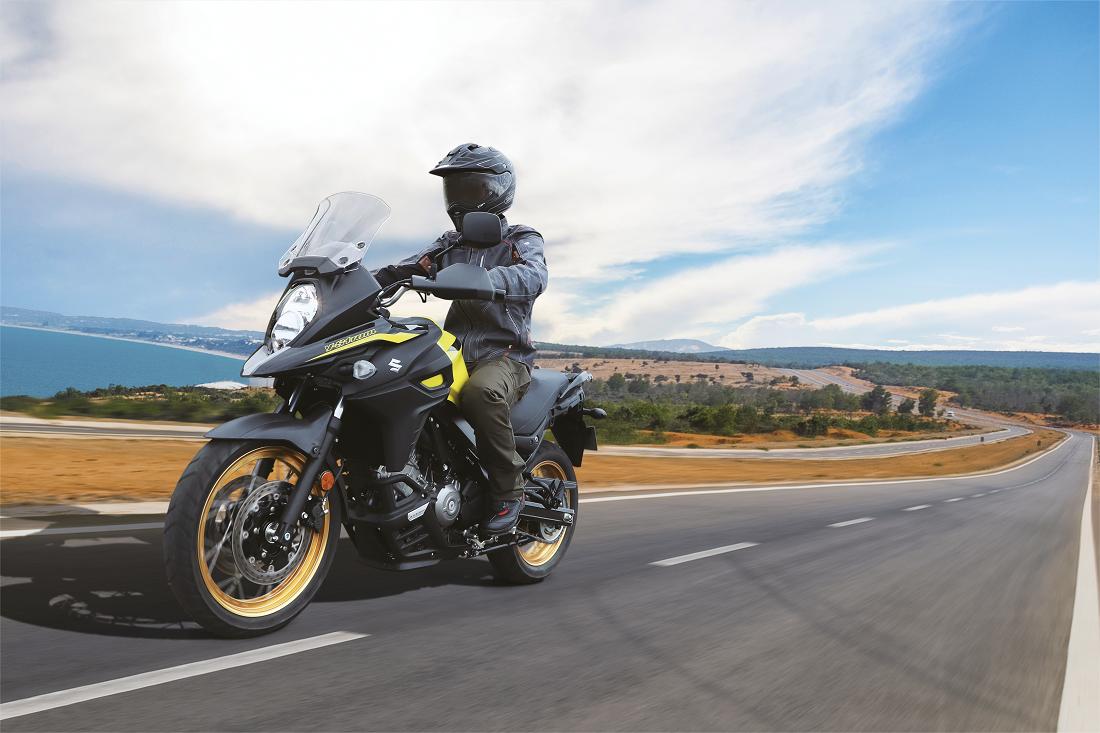 Salão Moto Brasil terá Suzuki como atração