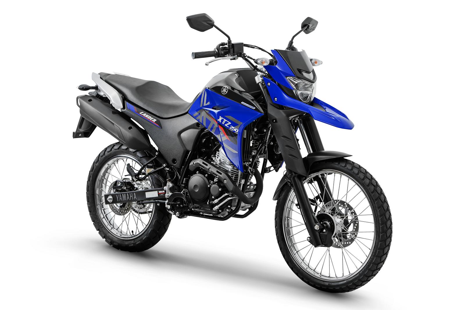 Lander será uma das atrações do Salão Moto Brasil