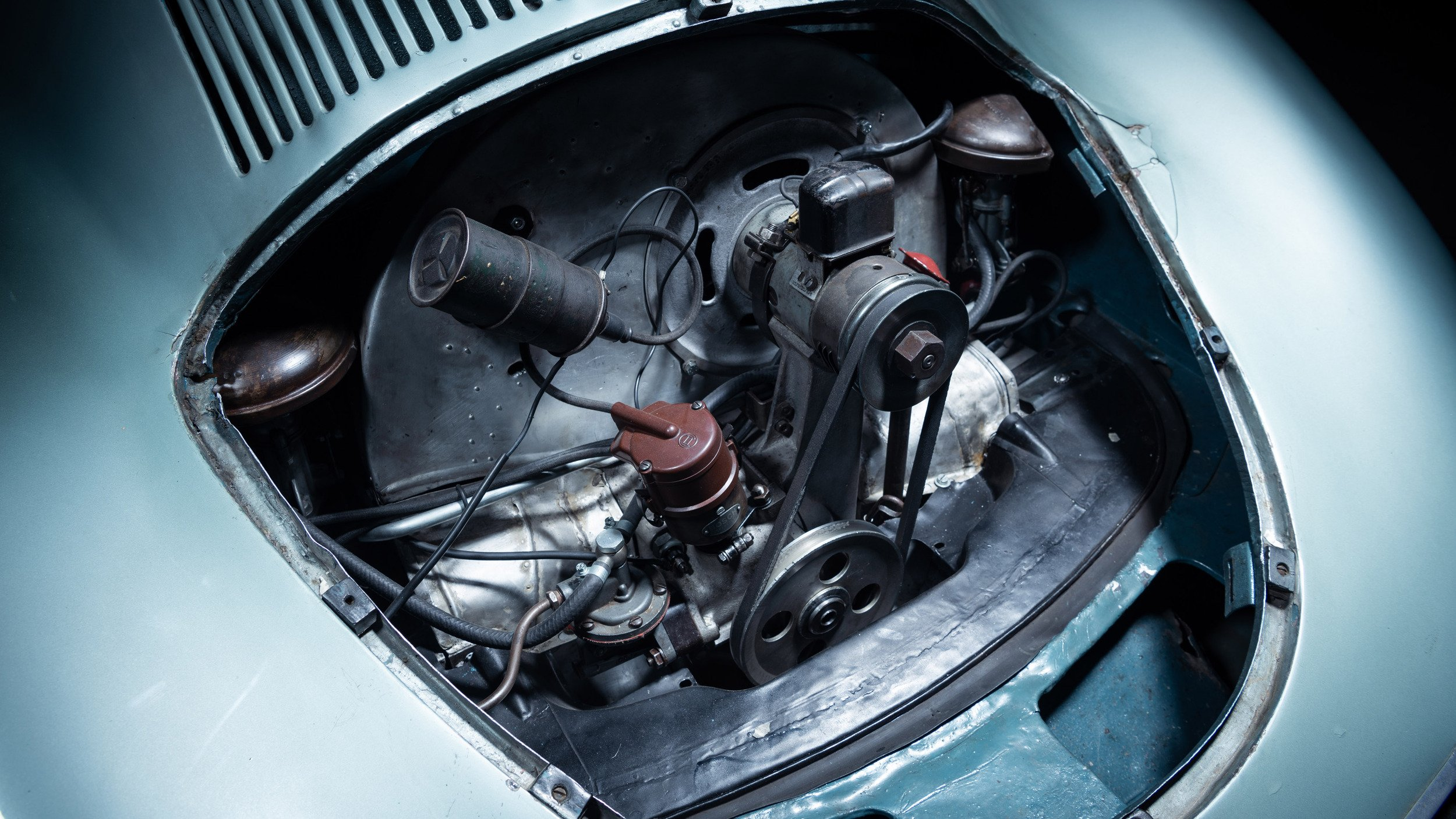Porsche do pré-guerra, Type 64 é mais antigo que a própria fábrica alemã e tem o mesmo chassi que o primeiro Volkswagen Fusca.