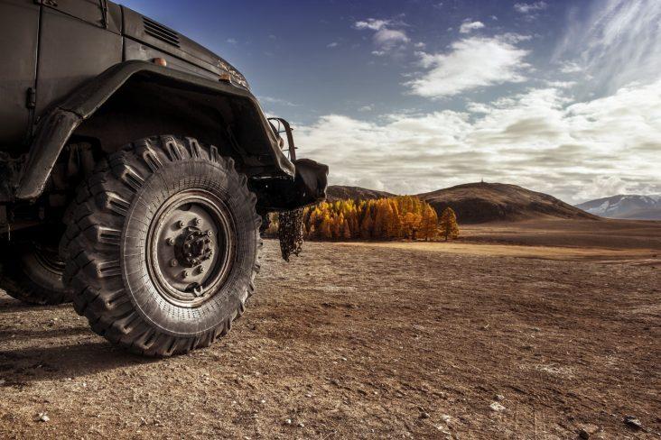 pneu roda veiculo off road