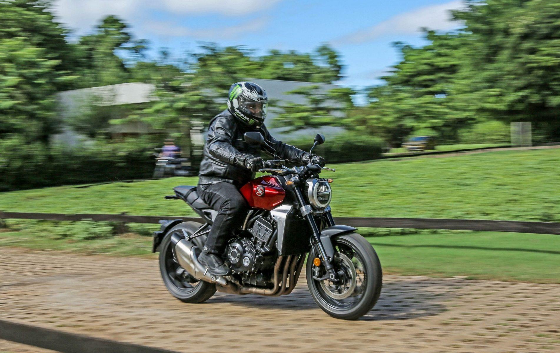 Honda CB 1000R Neo Sports Cafe
