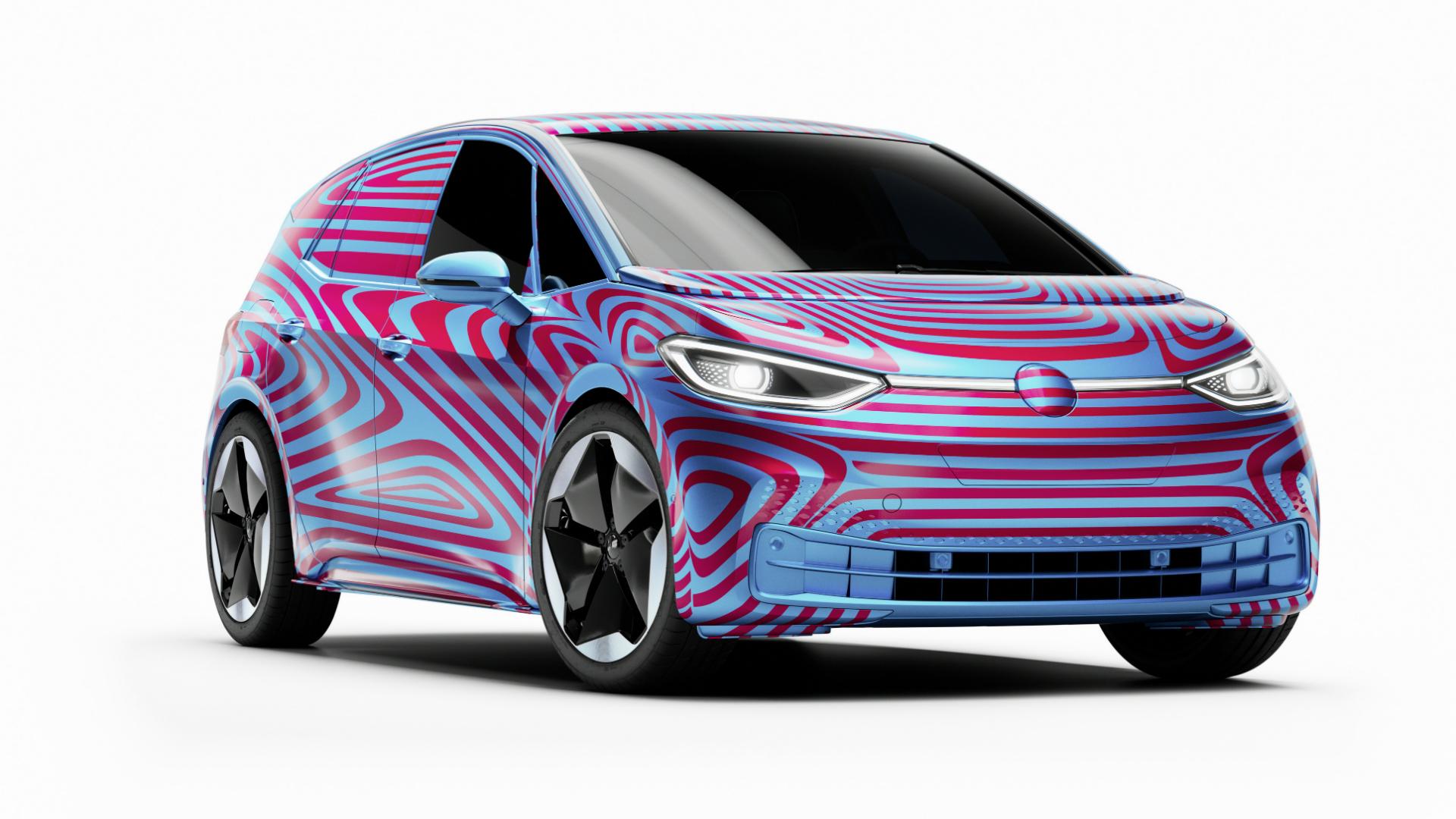 vw id 3 eletrico volkswagen modelo novo
