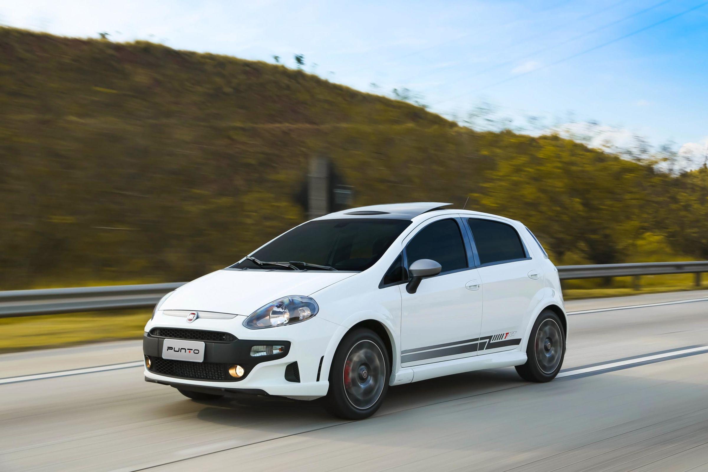 fiat punto t jet Com a confirmação dos motores Firefly turbo na gama da Fiat, é um bom momento para relembrar esses modelos da italiana que marcaram época.