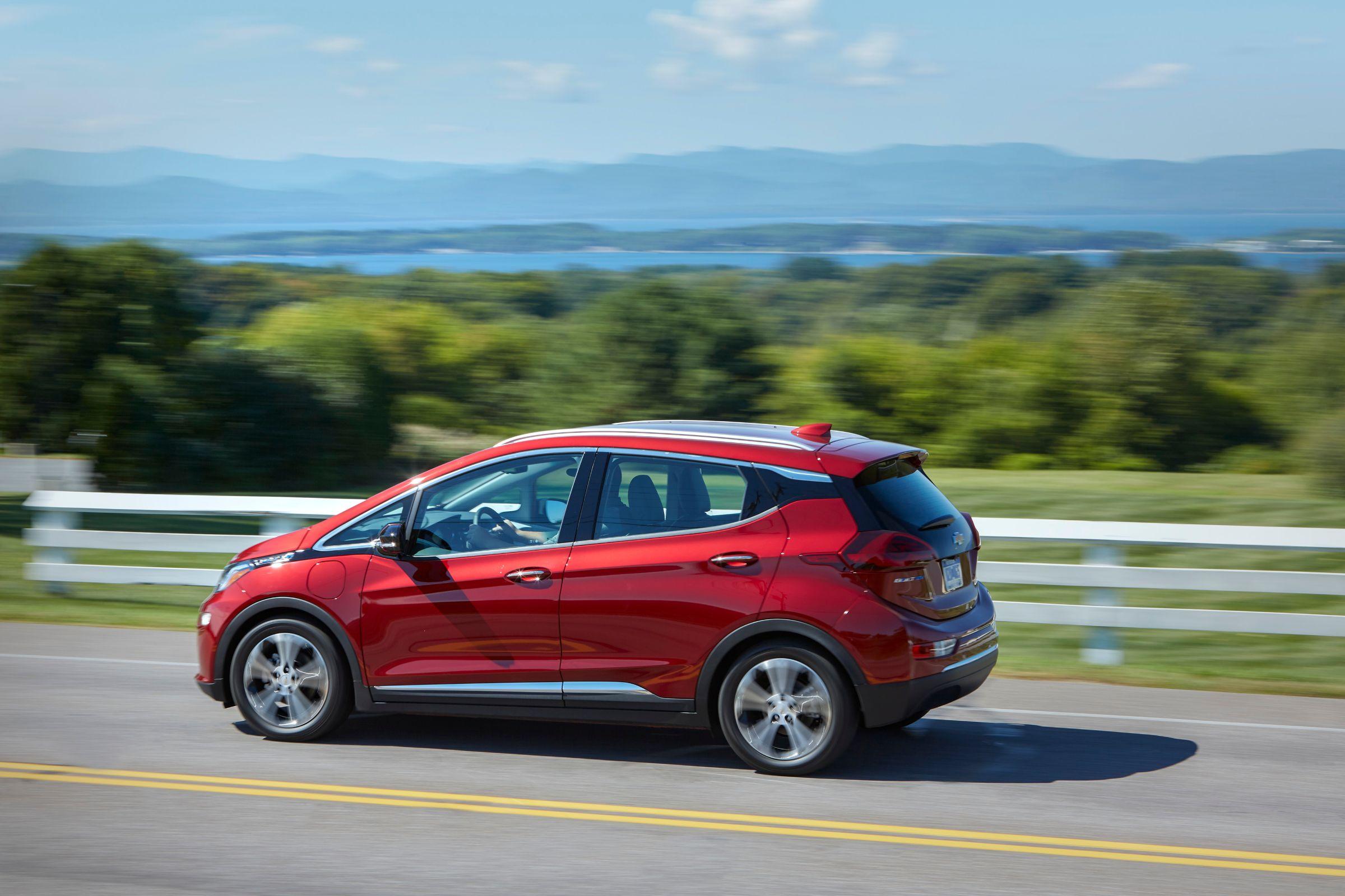 Chevrolet Bolt: vendas começam em outubro