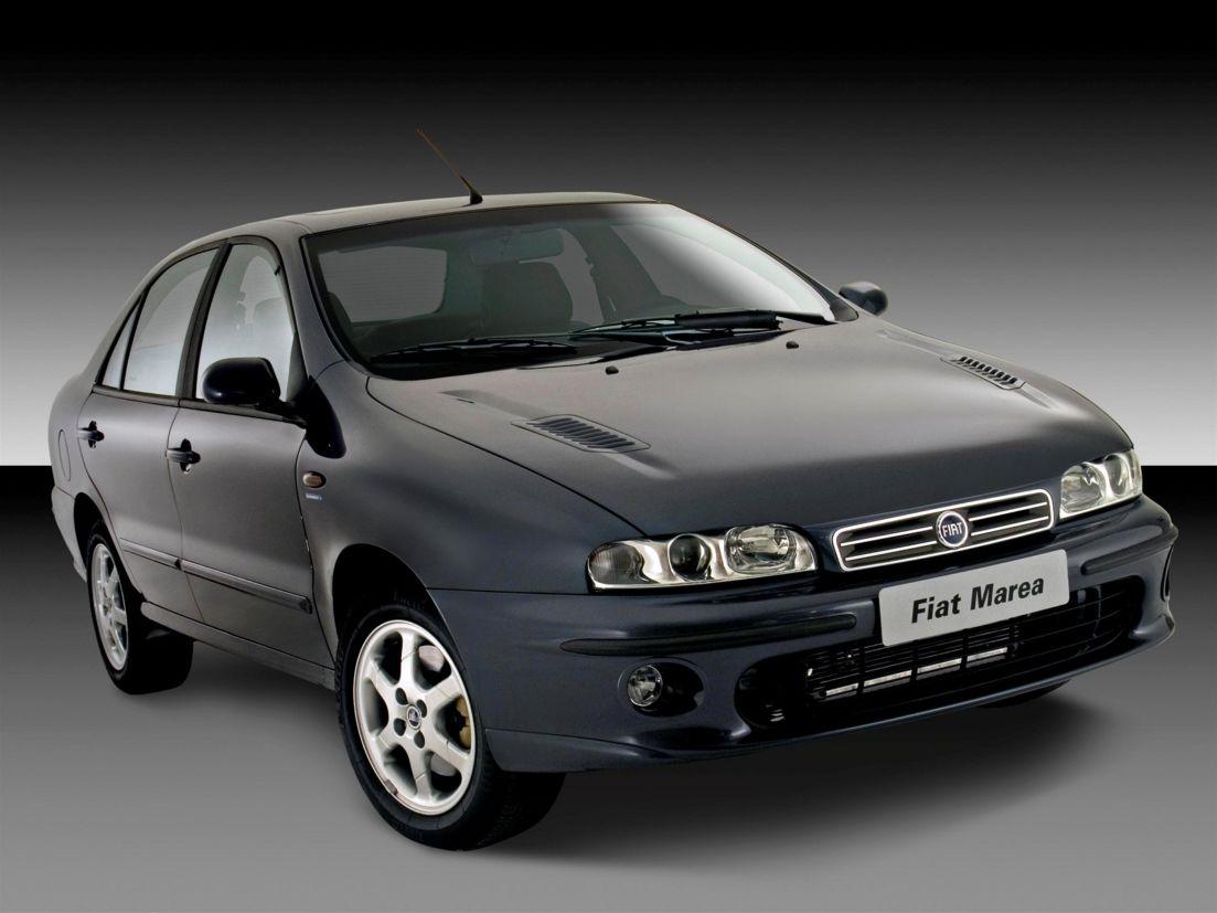 fiat marea turbo 2 Com a confirmação dos motores Firefly turbo na gama da Fiat, é um bom momento para relembrar esses modelos da italiana que marcaram época.