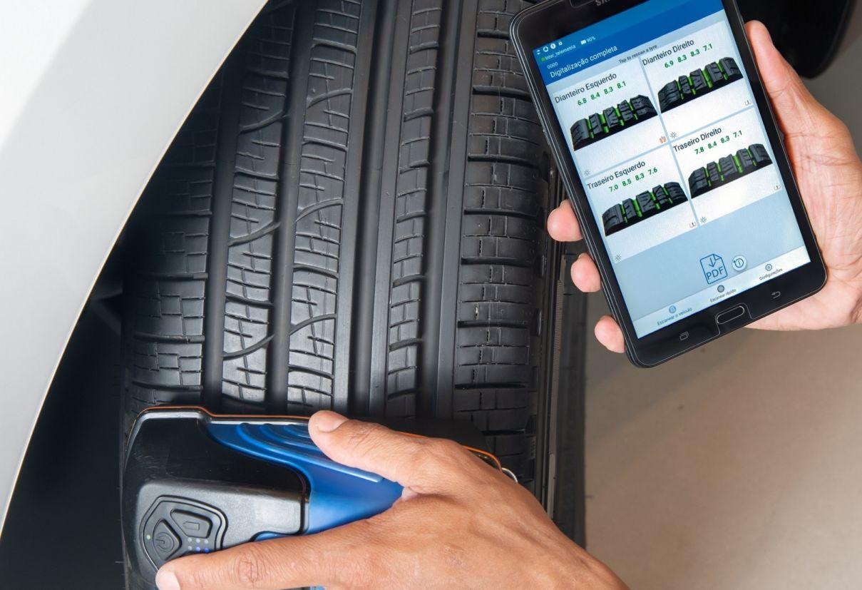 cacoa scanner de pneus
