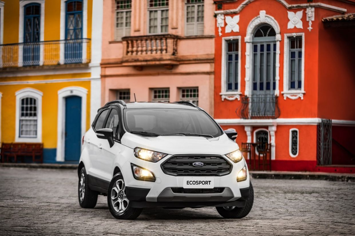 frente ford ecosport freestyle