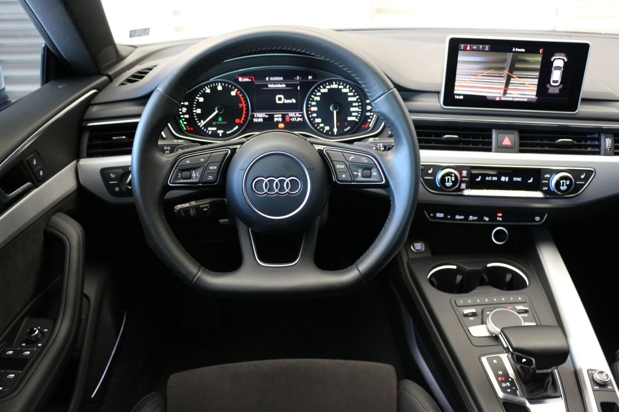 audi a5 gtron virtual cockpit