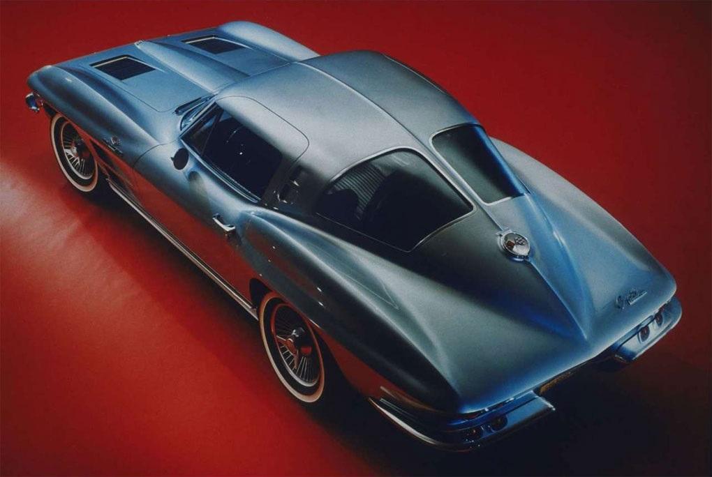 carro mais bonito corvette