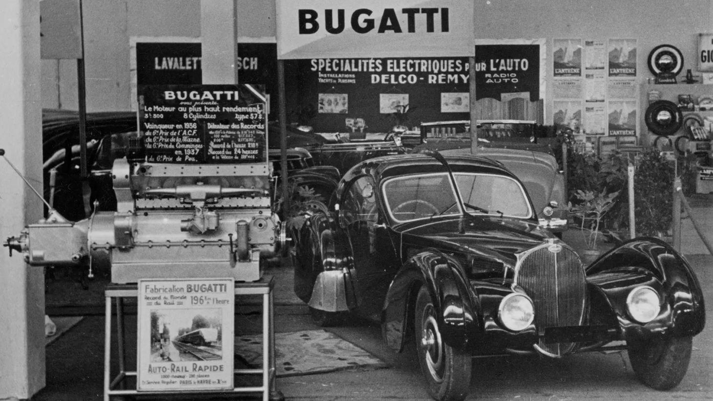 carro mais bonito bugatti