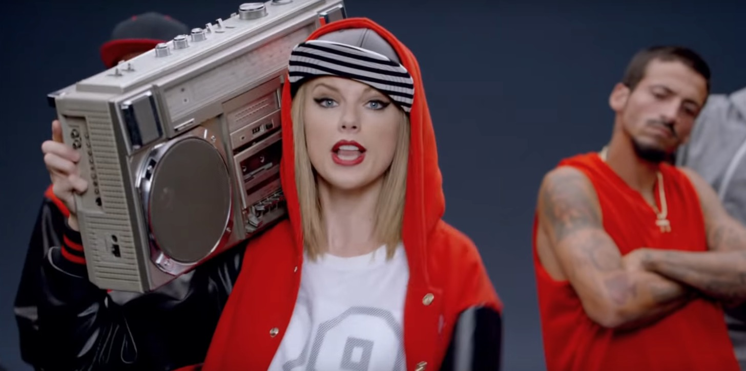 taylor swift reproducaodo youtube