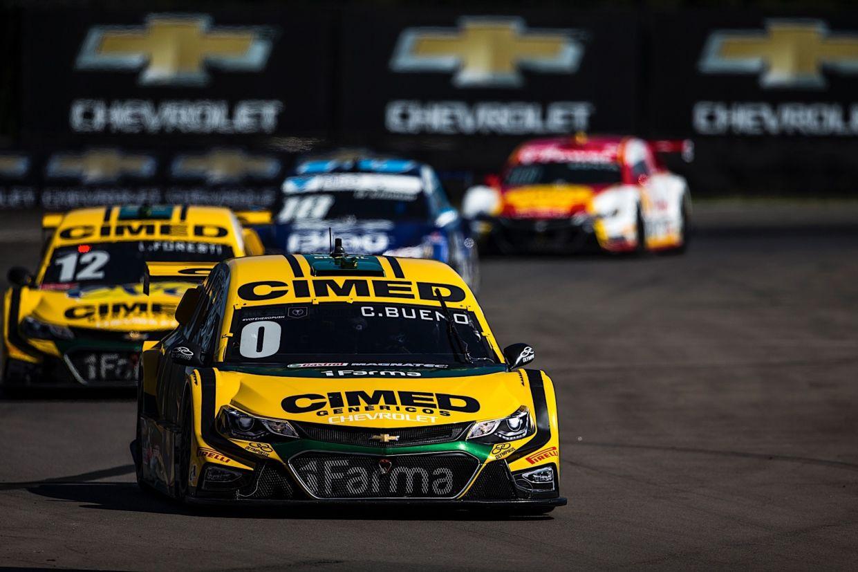 stock car: carros de corrida são 'bolhas'
