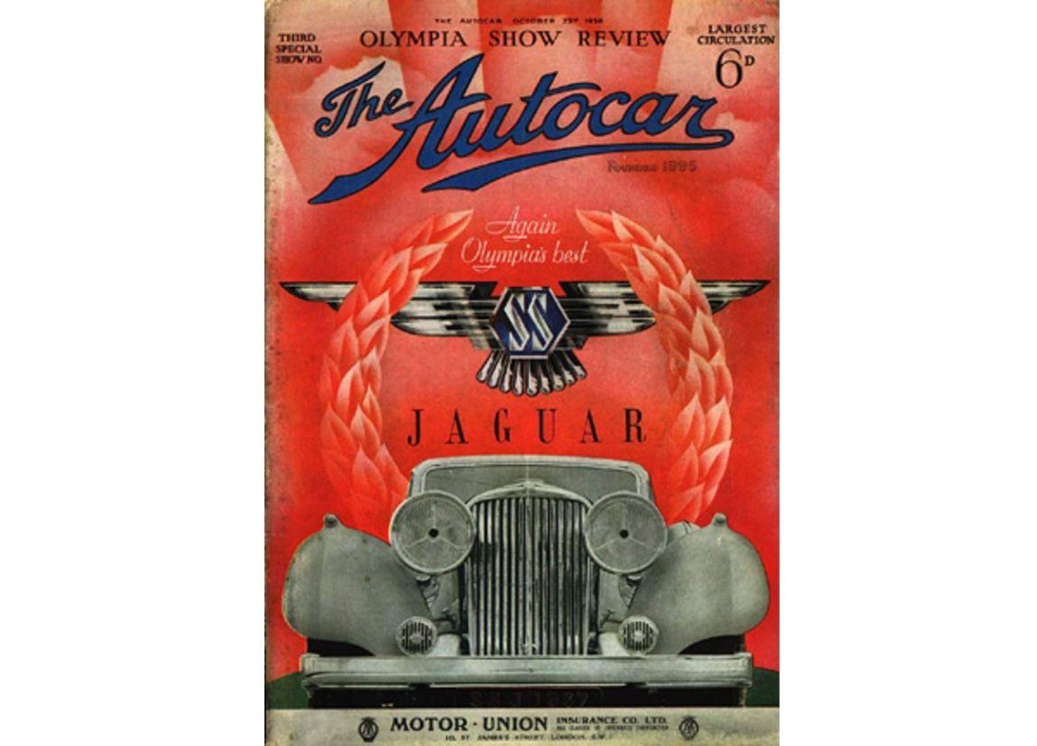 Jaguar era a Swallow Sidecar Company: Selecionamos cinco histórias por trás de marcas de carros conhecidas, desde a que não queria ser confundida com nazistas até a que ninguém sabe de onde veio