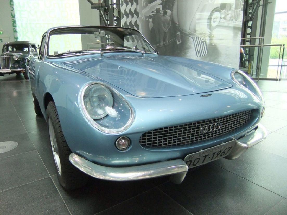 gt malzoni com logo da audi reproducao do flickr A resposta para essa pergunta conta a história de alguns dos primeiros automóveis fabricados no Brasil, como a Vemaguet, e sua relação com as alemães.