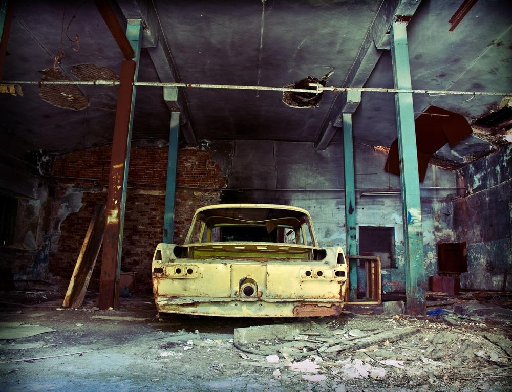 restauracao carro antigo