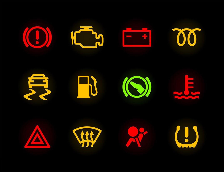 Retrovisor AutoPapo RAP #12: luzes do painel do carro