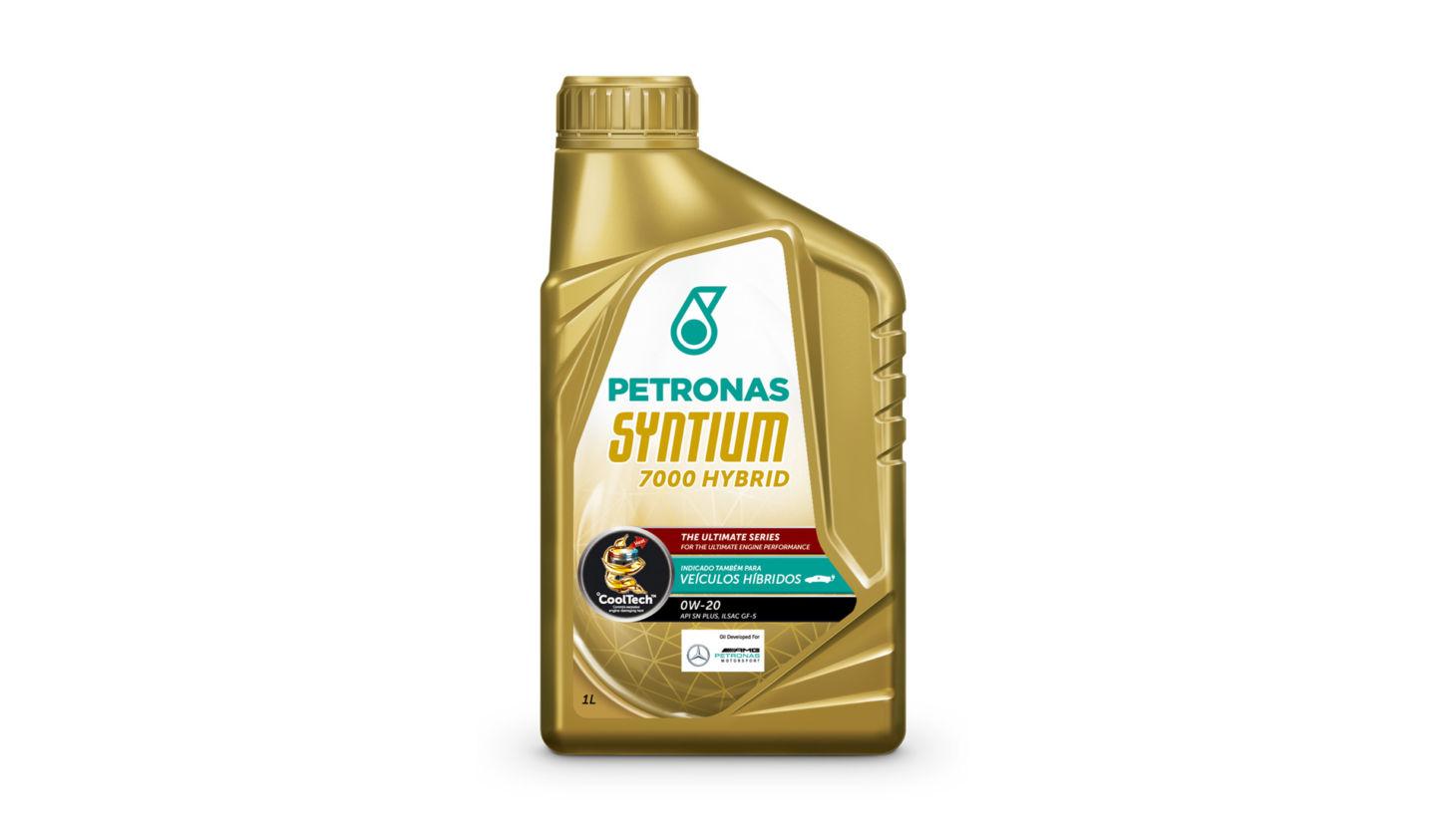 lubrificante petronas syntium 7000 hybrid