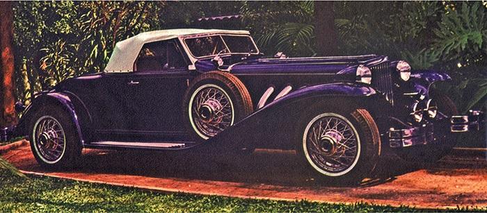 carros exóticos: concorde lembrava modelos dos anos 30, mas não era réplica, pois tinha estilo próprio