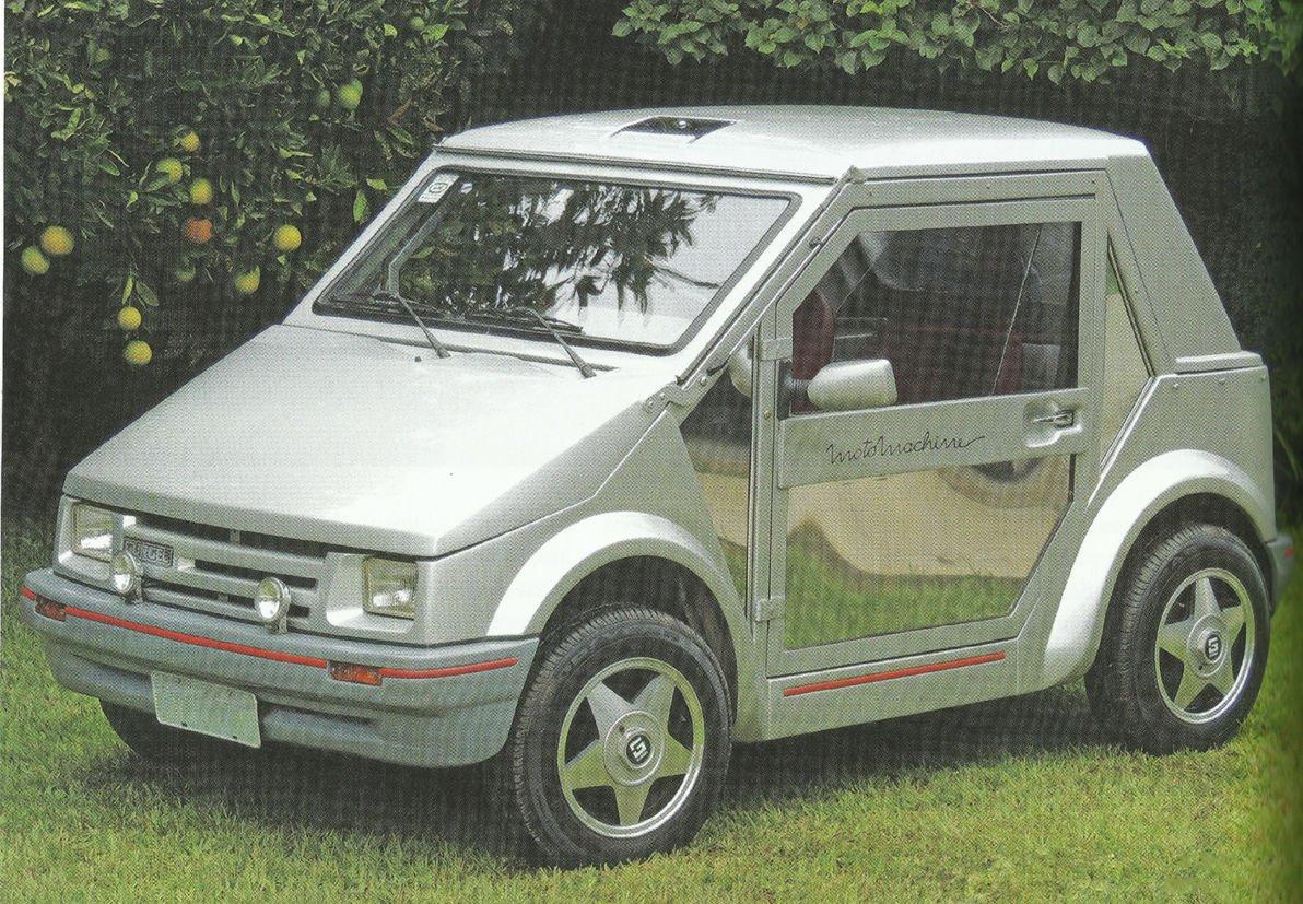gurgel motomachine carros raros 1500