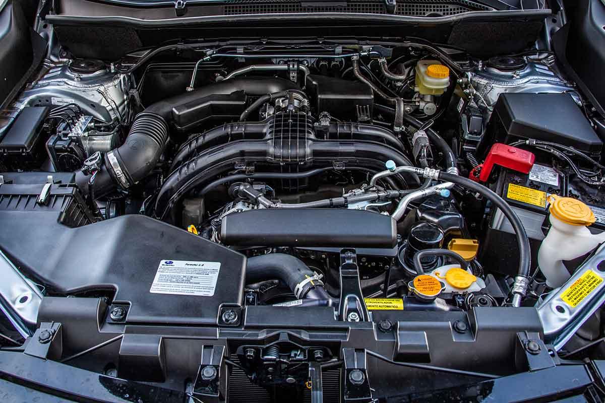 Nova geração do Subaru Forester chega ao Brasil por R$ 159.990. SUV perdeu motor turbo, mas foi montado sobre a nova plataforma da marca.