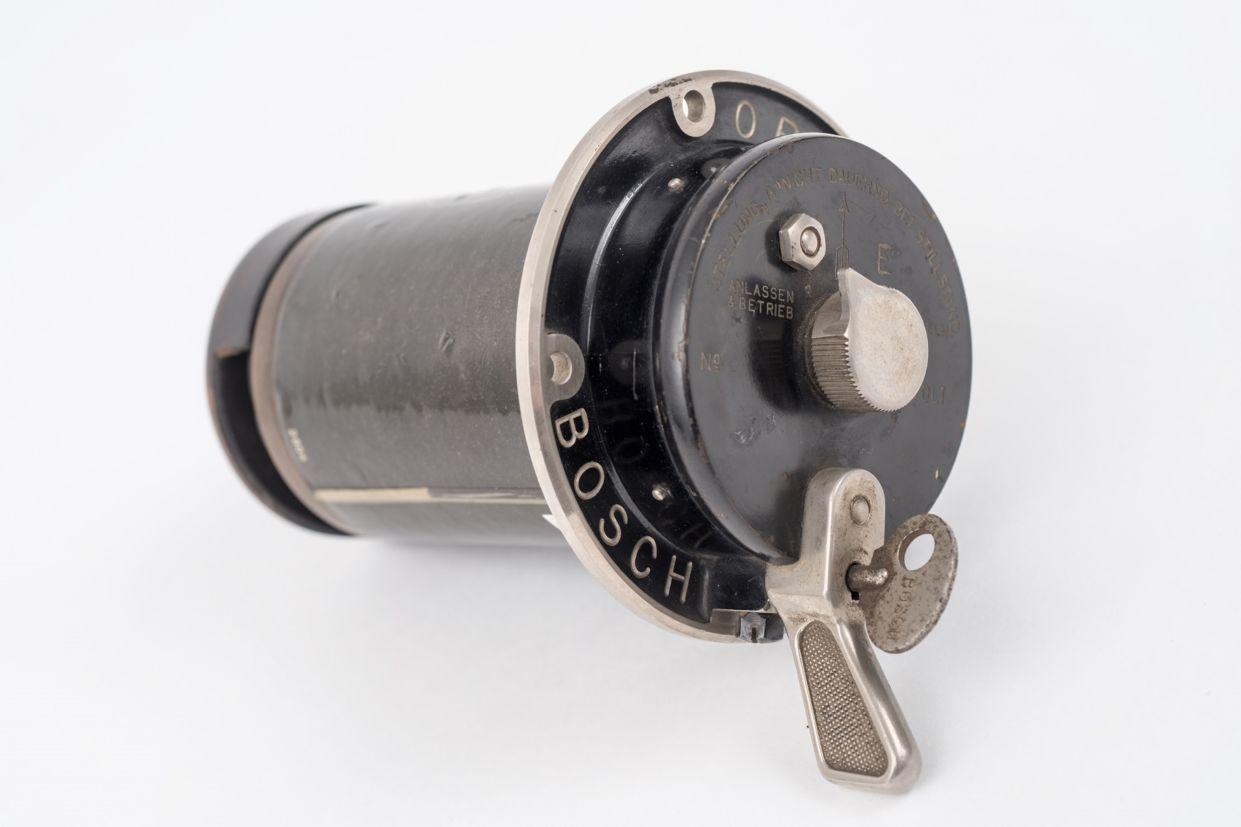 chave de carro primeira