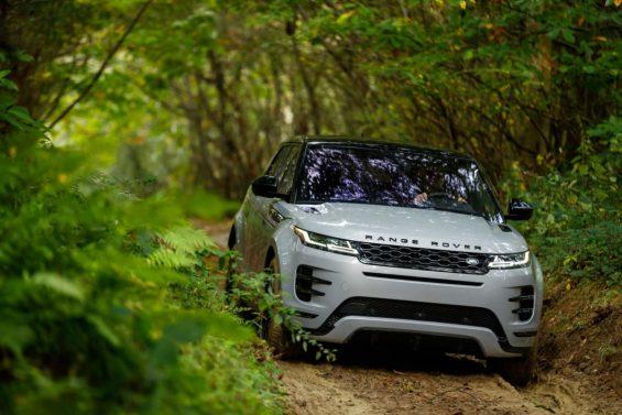 novo range rover evoque land rover 6
