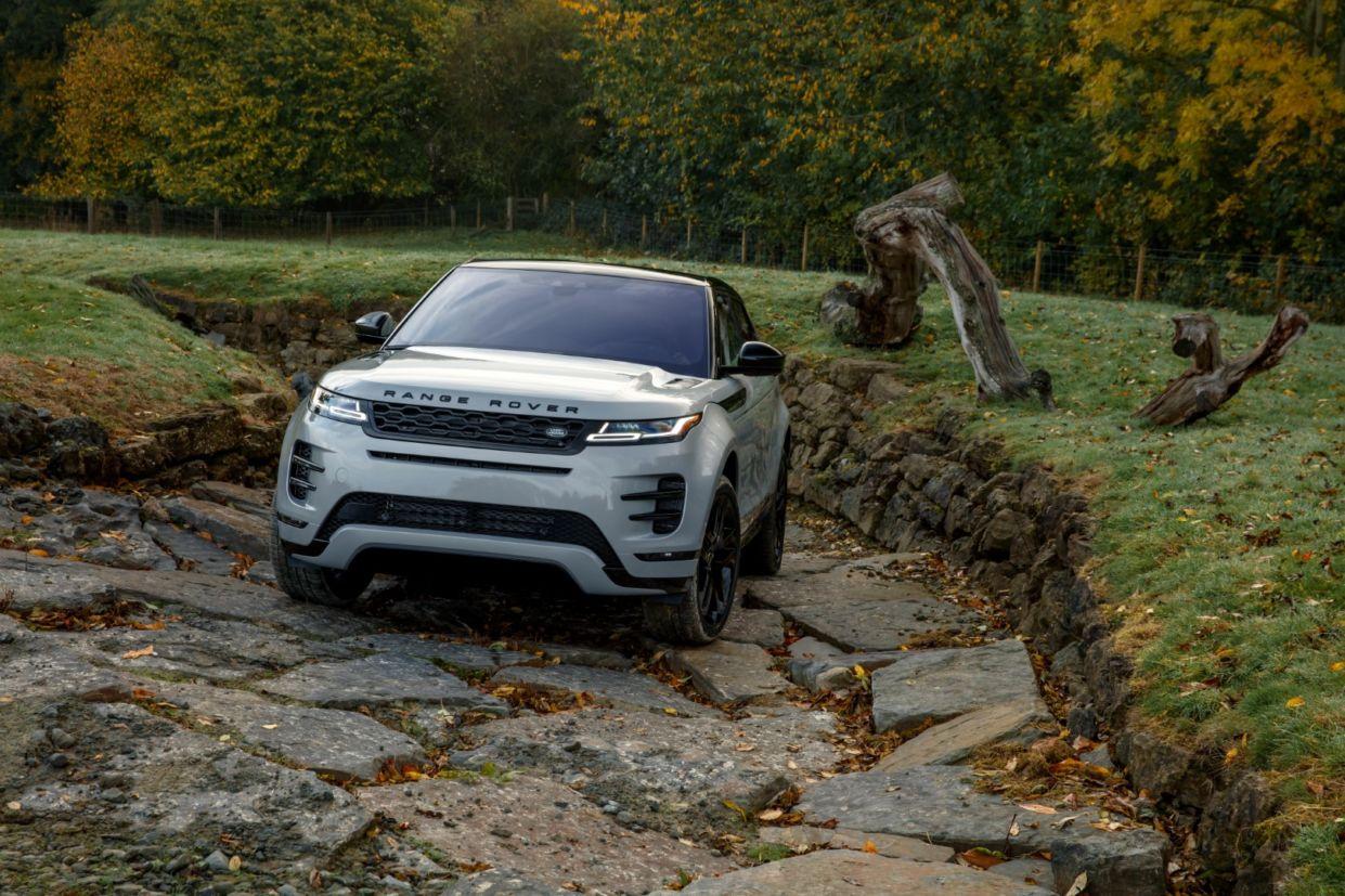 novo range rover evoque land rover 1