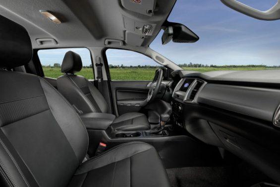 ford ranger 2020 limited banco frente