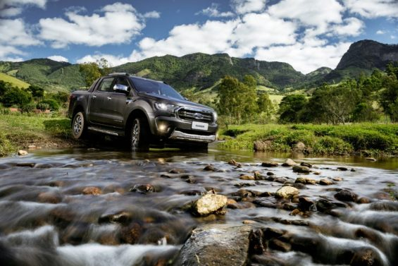 ford ranger 2020 limited ext