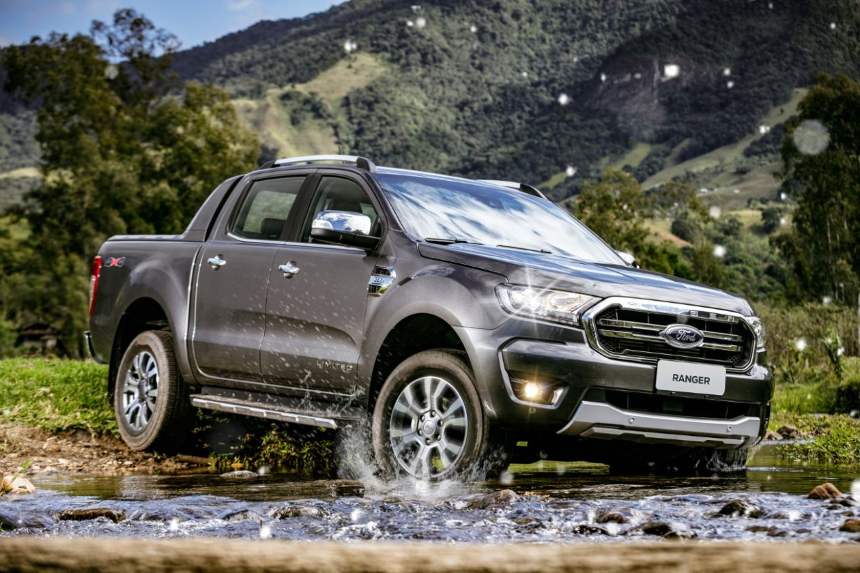 ford ranger 2020 limited off