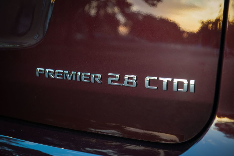 chevrolet trailblazer 2020 premier badge
