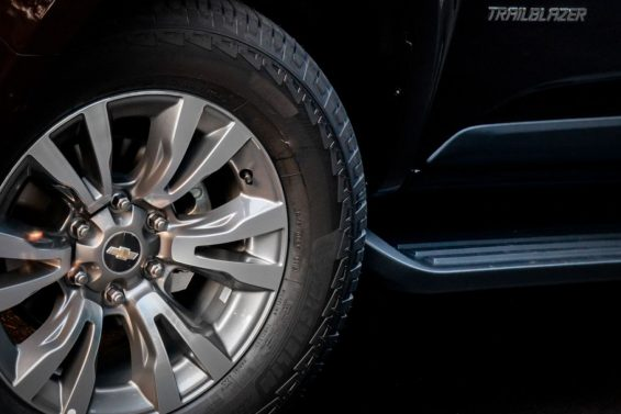 chevrolet trailblazer 2020 premier detalhe roda