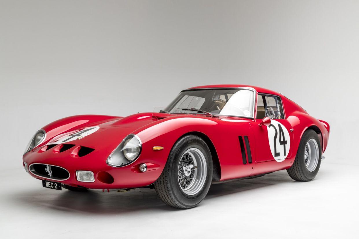 Um tribunal em Bologna determinou que a Ferrari 250 GTO é uma obra de arte e, portanto, não pode ser replicada, a não ser pela própria marca.