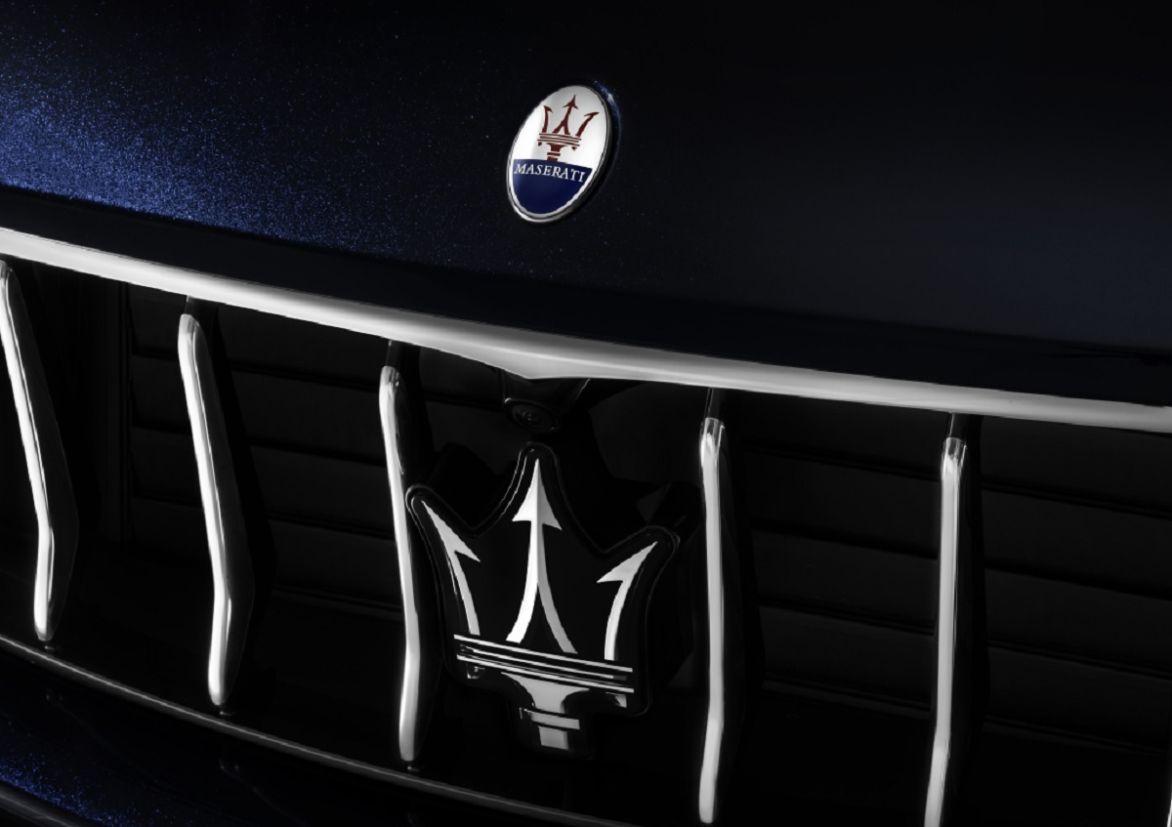 maserati logomarcas carros